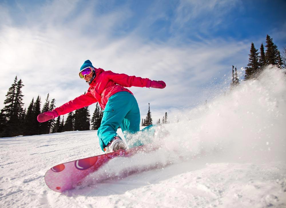 Как первый раз встать на лыжи/коньки/сноуборд?