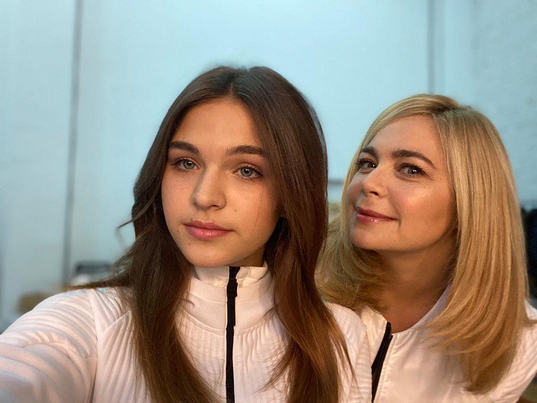 Ирина Пегова дети дочь Таня