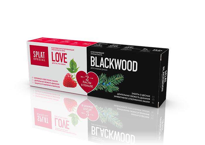 LOVE & BLACKWOOD