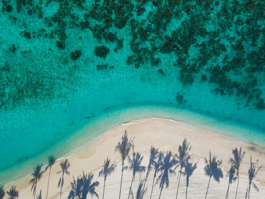Подготовка к родам на Мальдивах