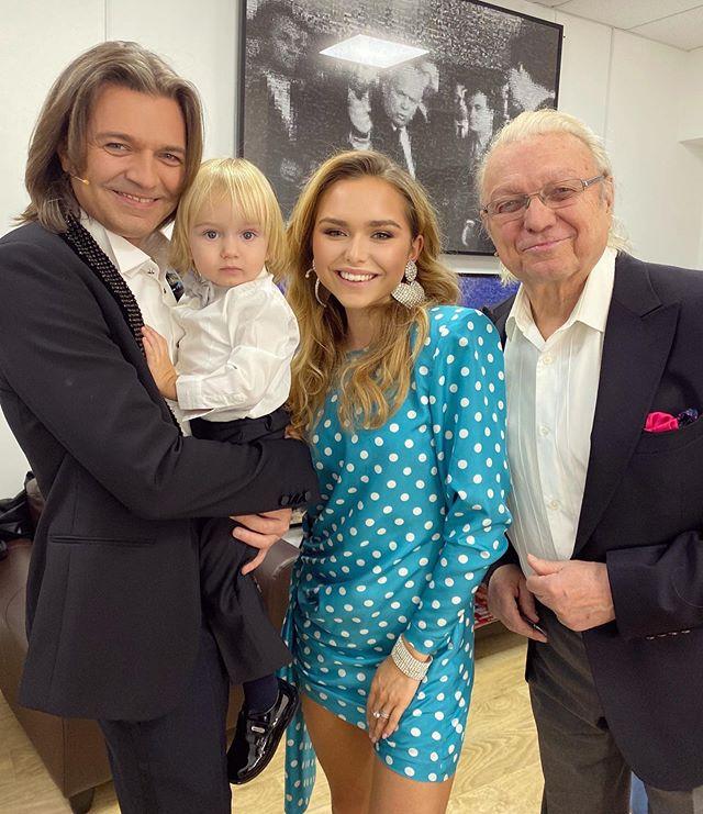 Дмитрий Маликов отец дочь сын