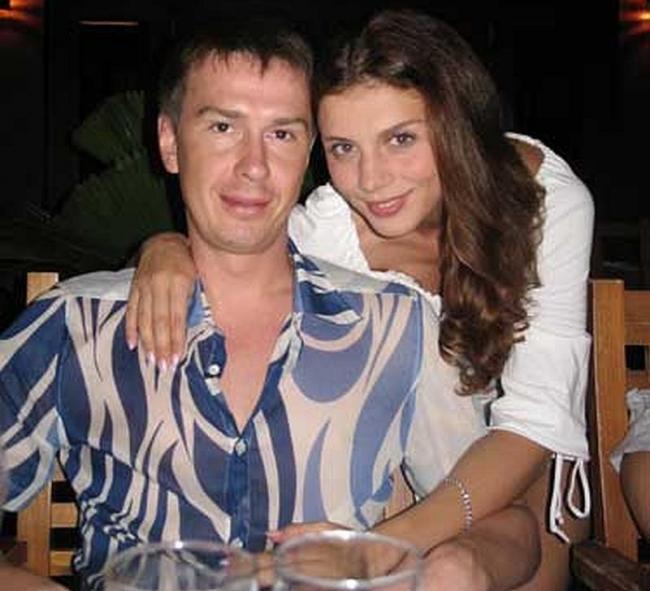 Анна Седокова первый муж Белькевич