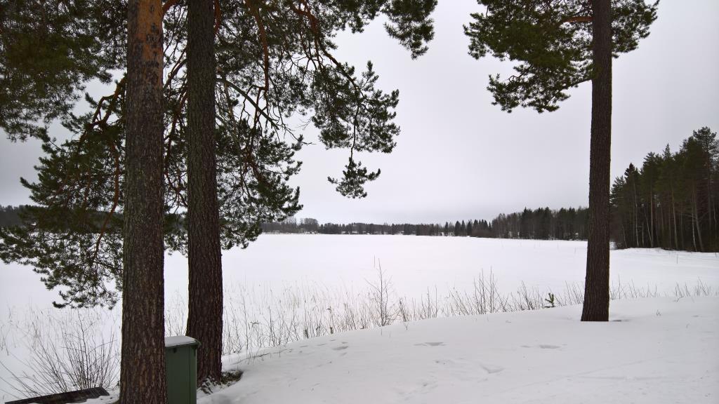 Vuokatti, озеро