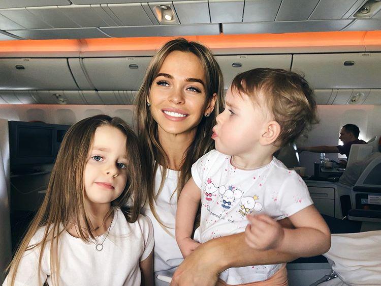 Анна Хилькевич дети дочери