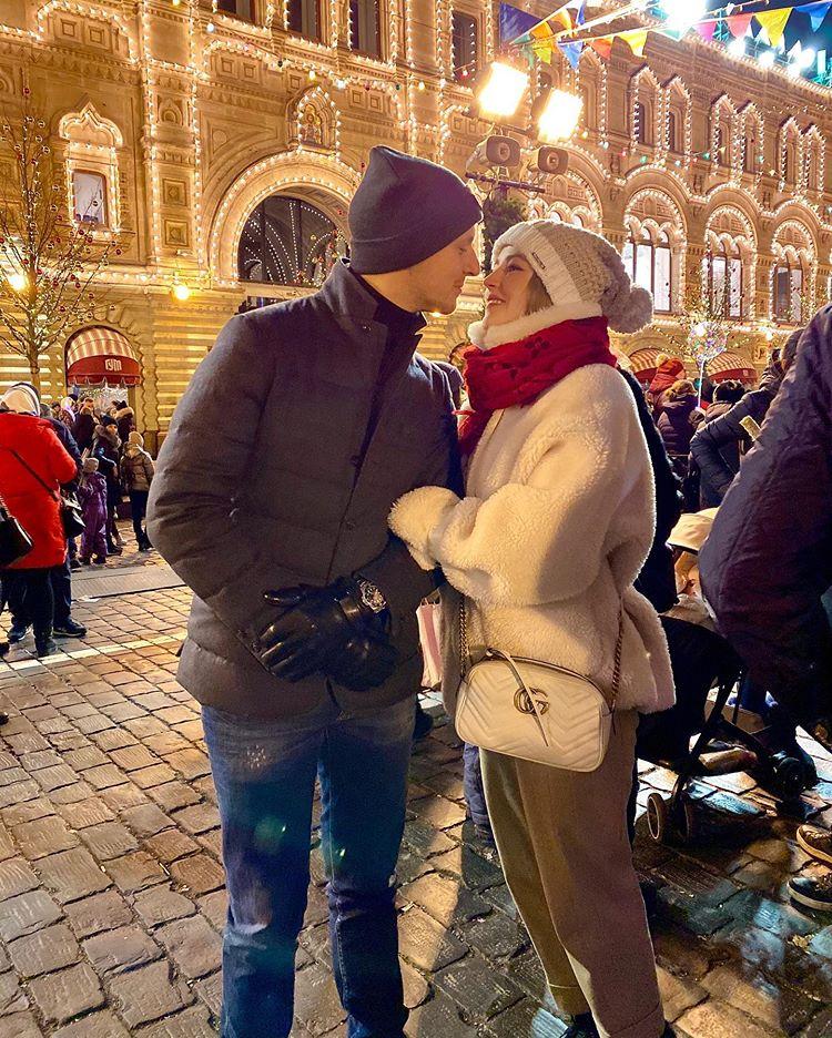 Анна Михайловская жених