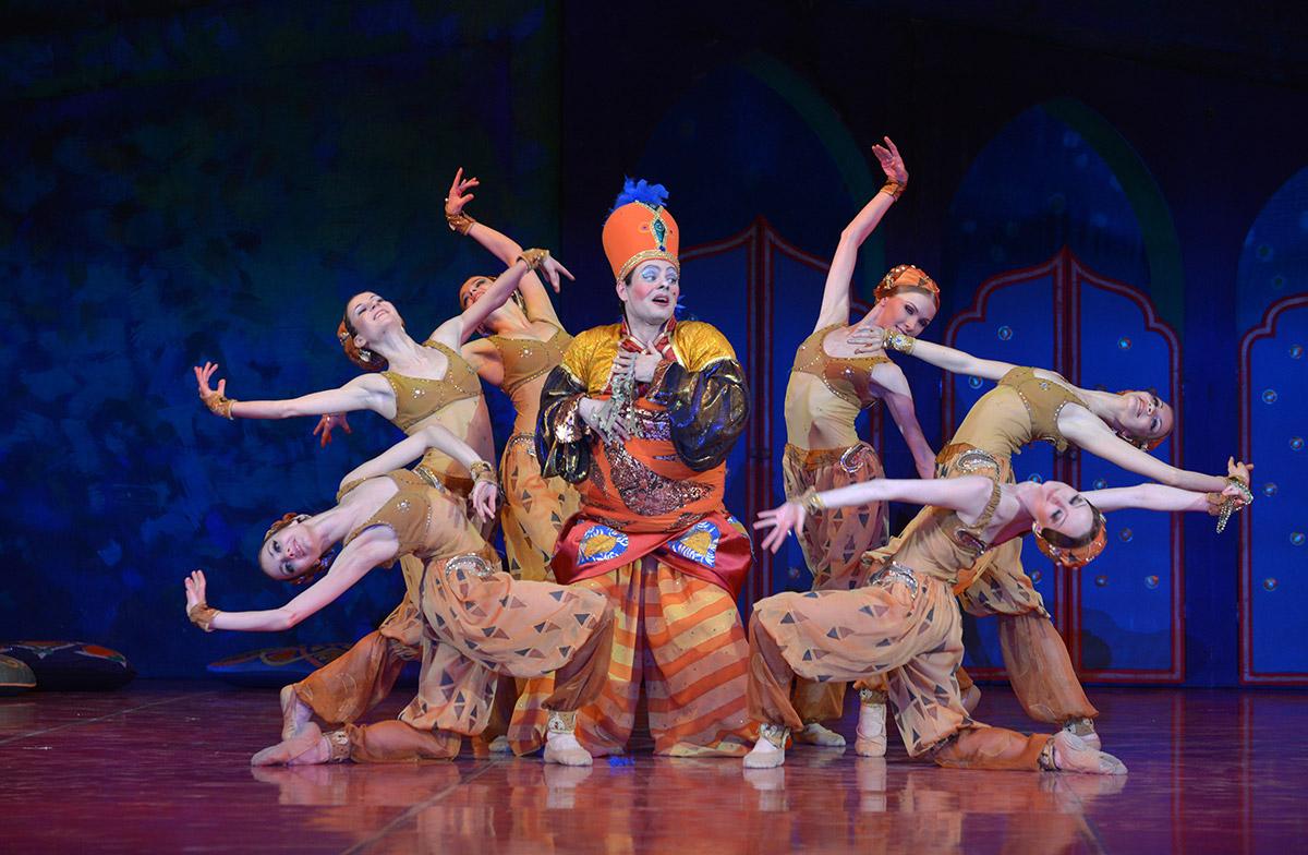 Одноактные балеты Русских сезонов: Шахерезада и Жар-птица