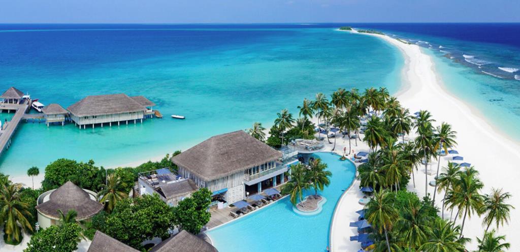 Выиграйте ваучер на 4 ночи в отеле Seaside Finolhu на Мальдивах