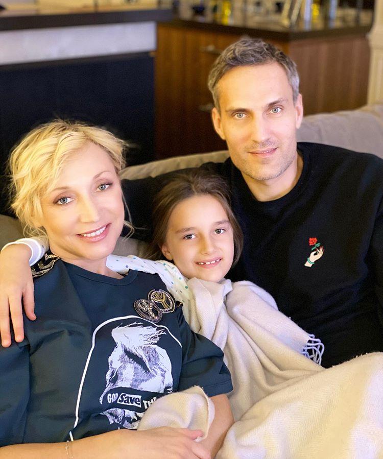 Кристина Орбакайте муж дочь Клавдия