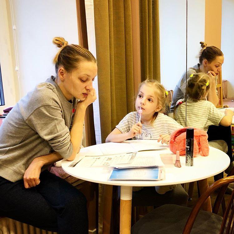 Екатерина Вилкова дети дочь Павла