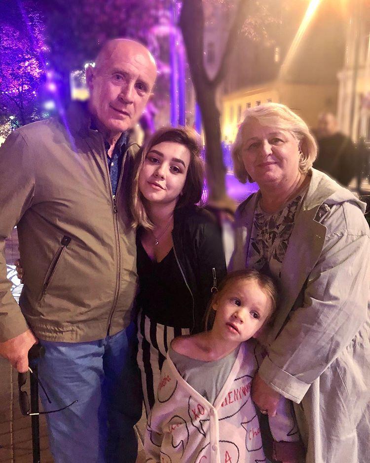 Ирина Муромцева семья