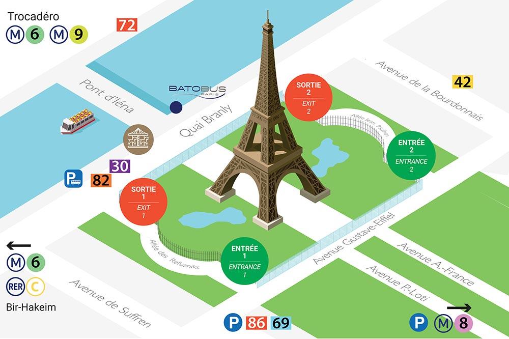 Эйфелева башня: 130-летний юбилей и новинки для туристов