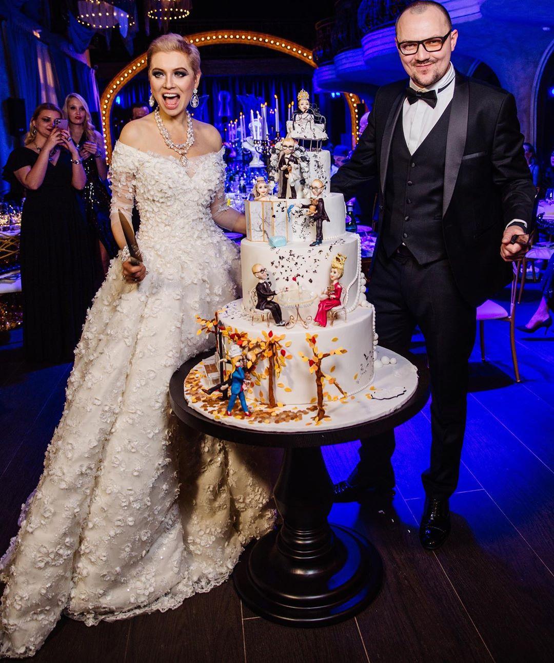 Лена Ленина свадьба