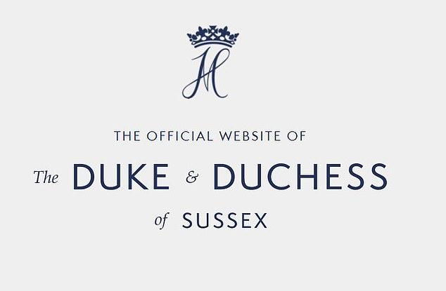 Принц Гарри Меган Маркл сайт Sussex Royal