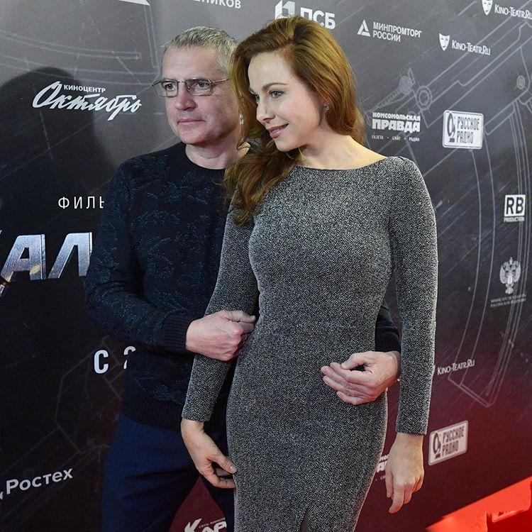 Екатерина Гусева муж
