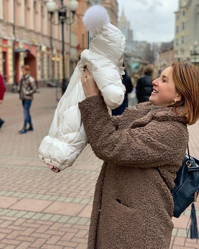 Ирина Слуцкая дети дочь Кира