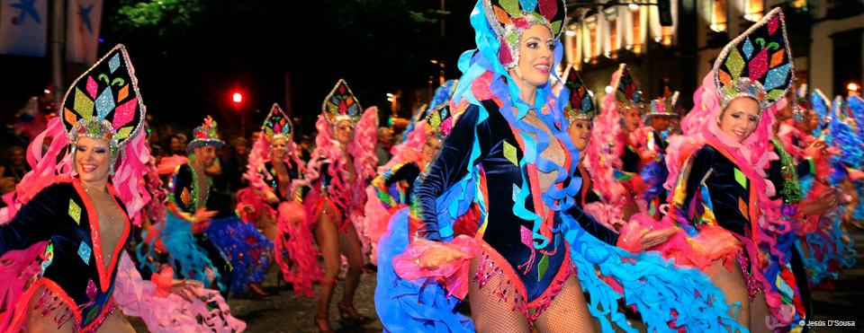 карнавал Тенерифе