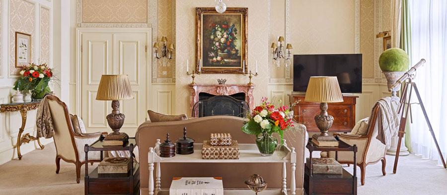 Grand Hotel Wien - Чаепитие для настоящих леди