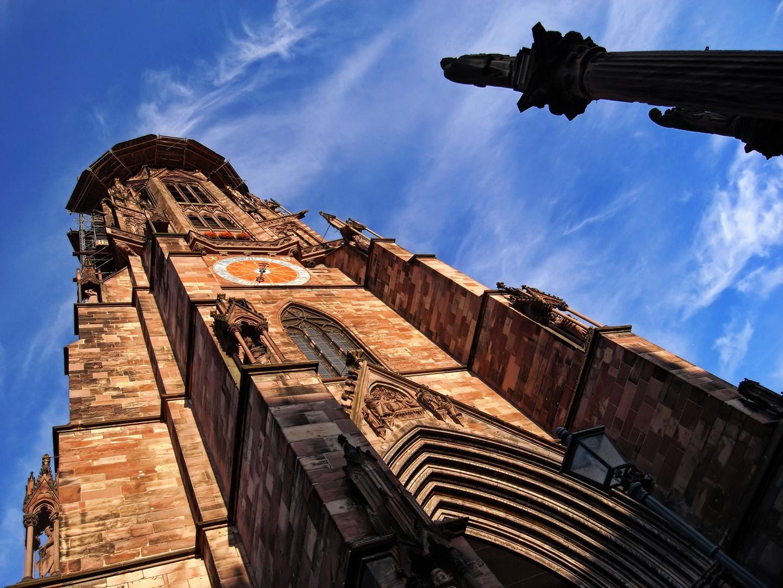 Фрайбург кафедральный собор