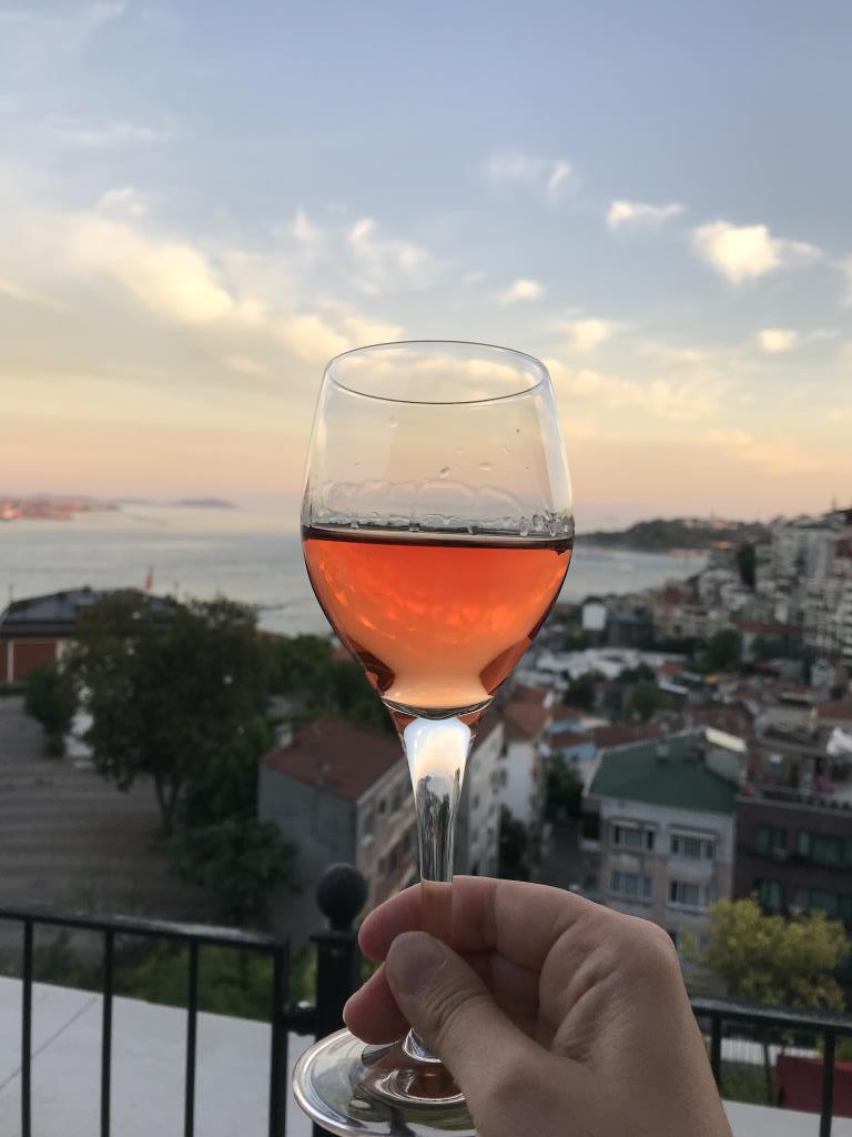 Стамбул. Блиц: вид сверху