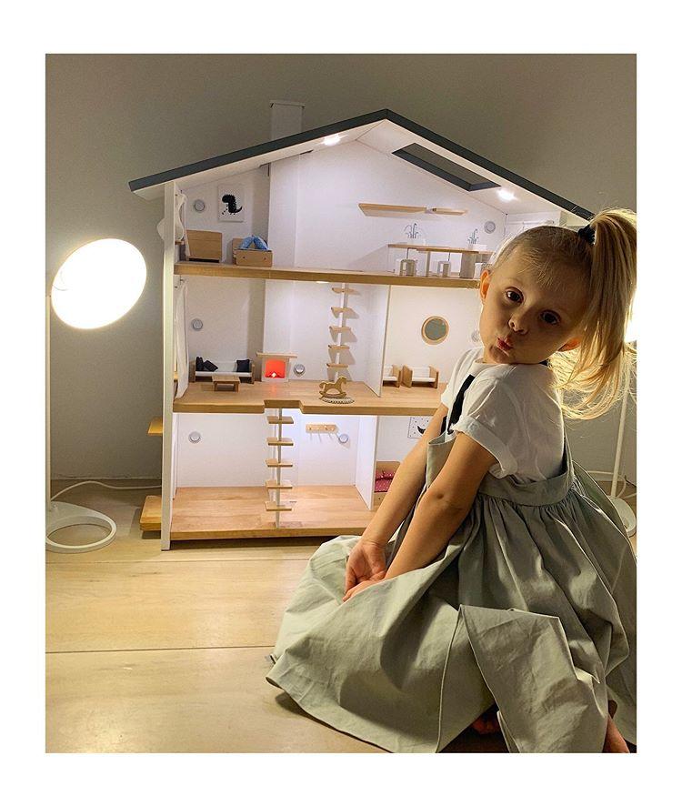 Мария Горбань дочь игрушки