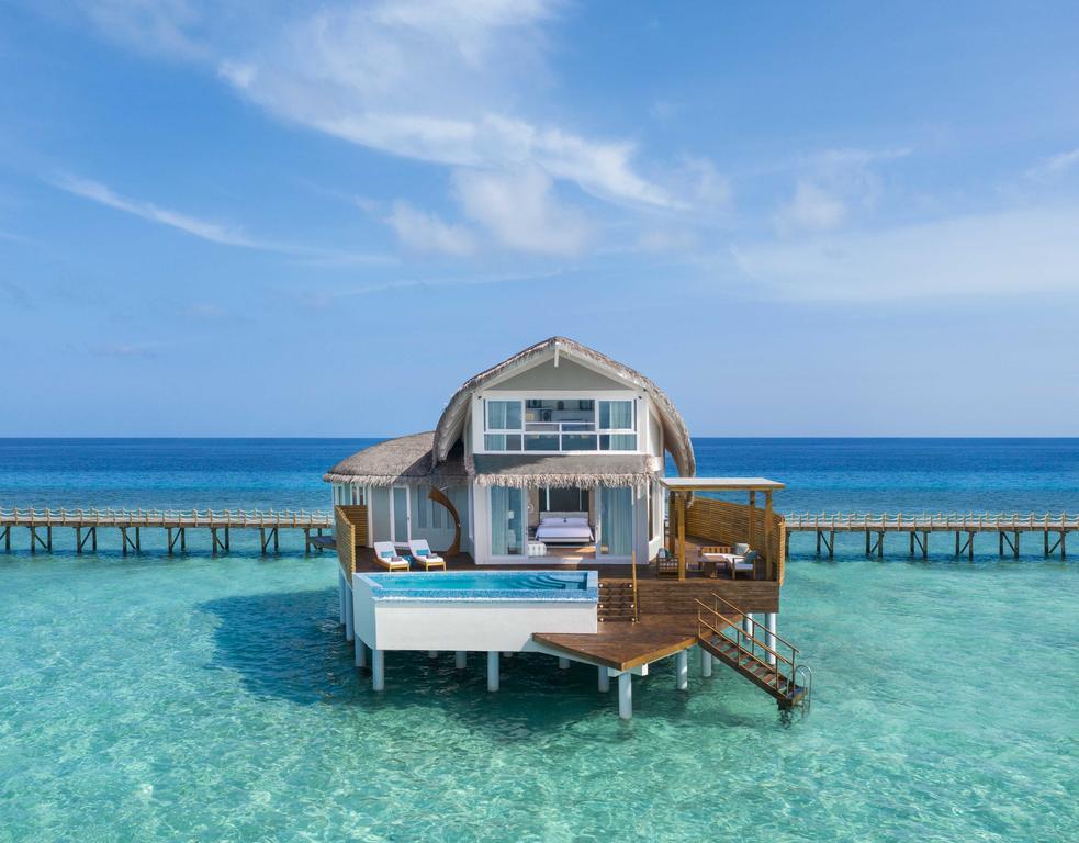 Мальдивы отель Марриотт
