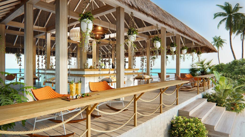 Мальдивы отель JW Marriott Maldives