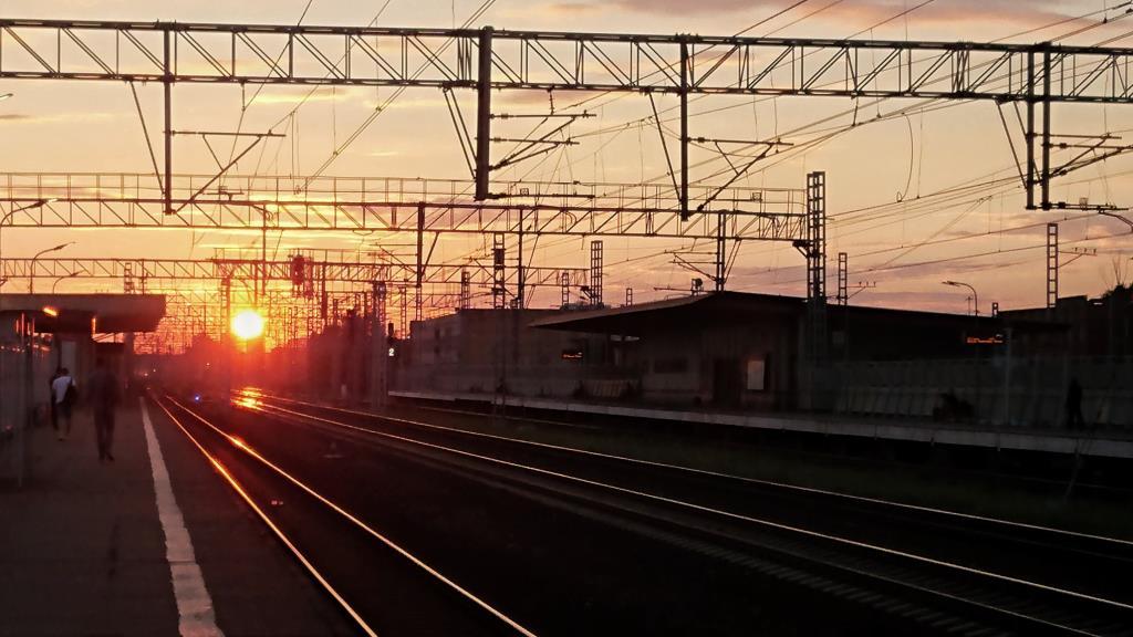 Солнечный путь . Блиц: железная дорога