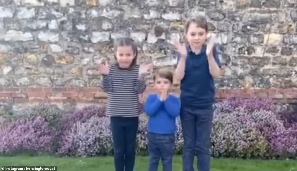 Кейт Миддлтон дети