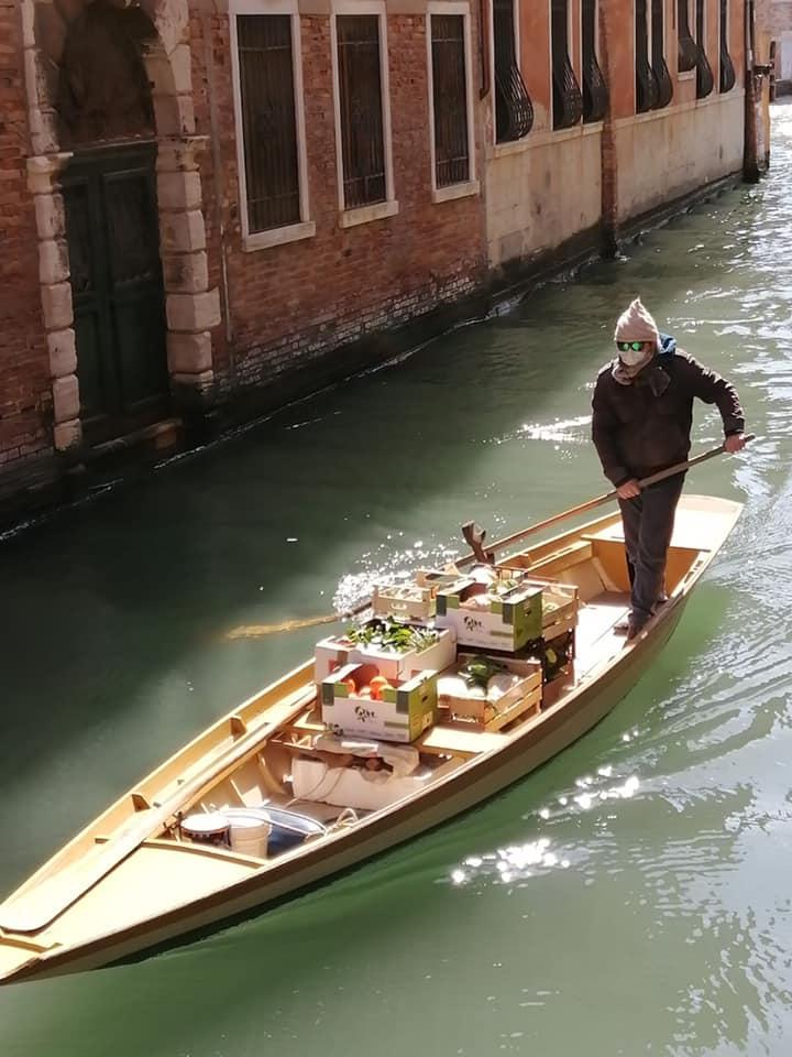 Венеция коронавирус