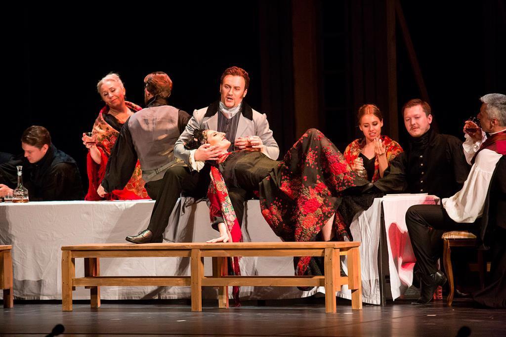 Опера Пушкин