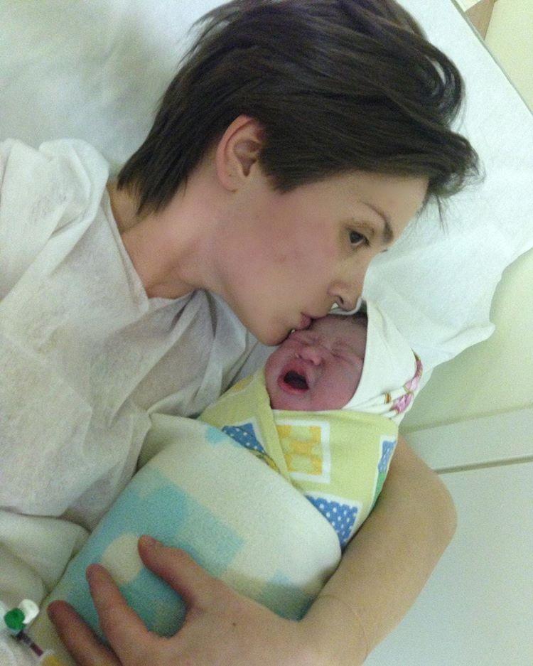 Ирина Муромцева дети дочь Саша