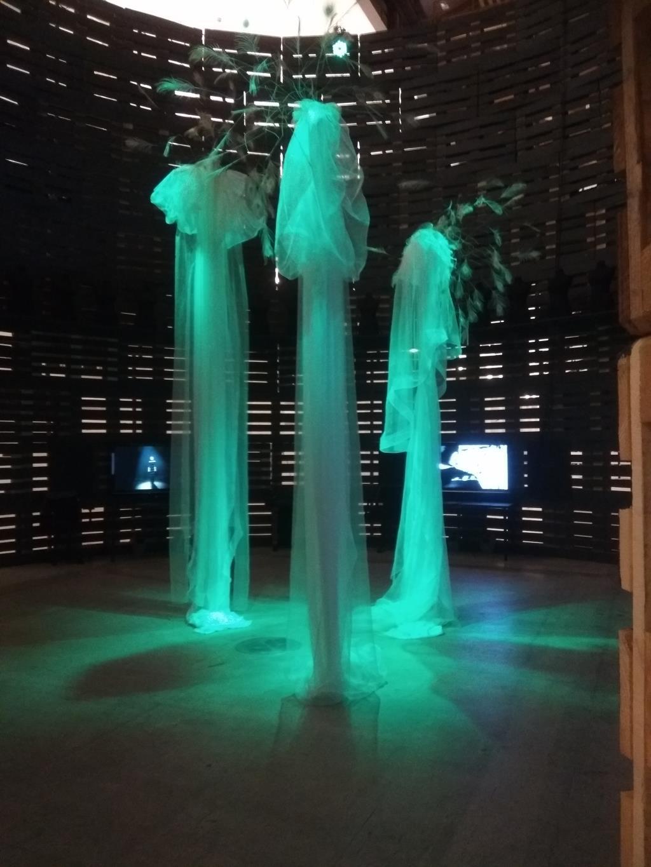 Выставка современного искусства в Манеже. Блиц: современное искусство