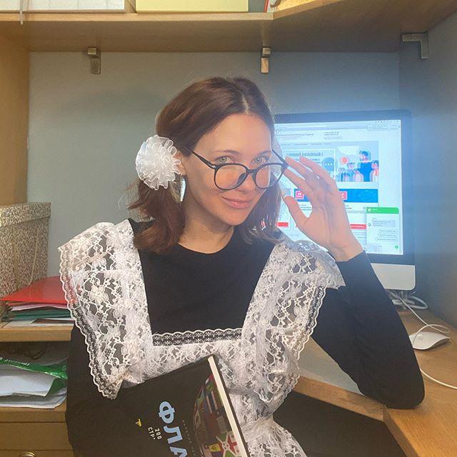 Екатерина Климова школьная форма