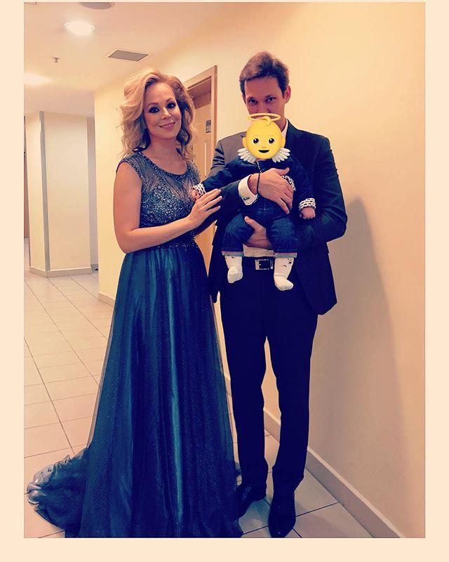 Ирина Медведева муж ребёнок