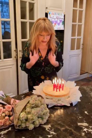 Алла Пугачева поздравление день рождения