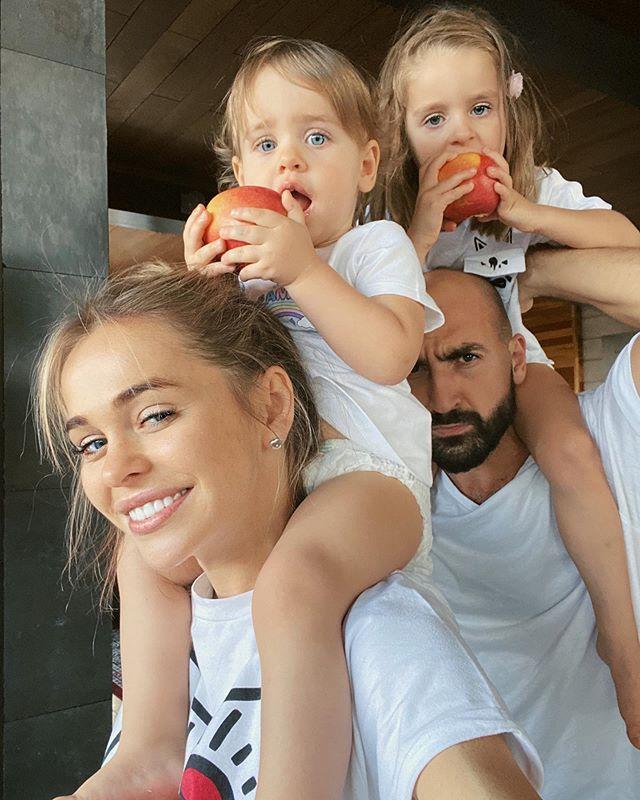 Анна Хилькевич муж дети