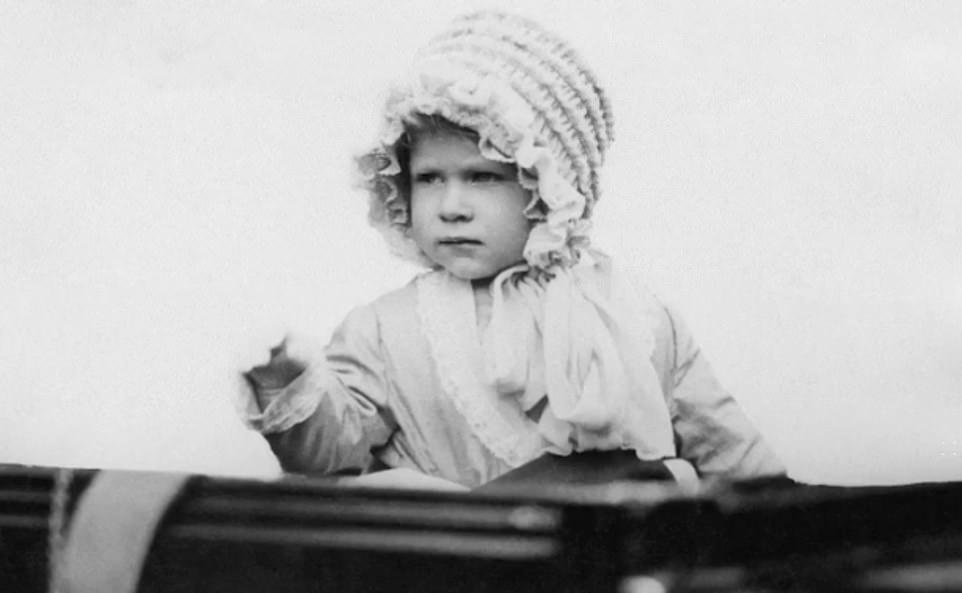 Королева Елизавета 2 детство