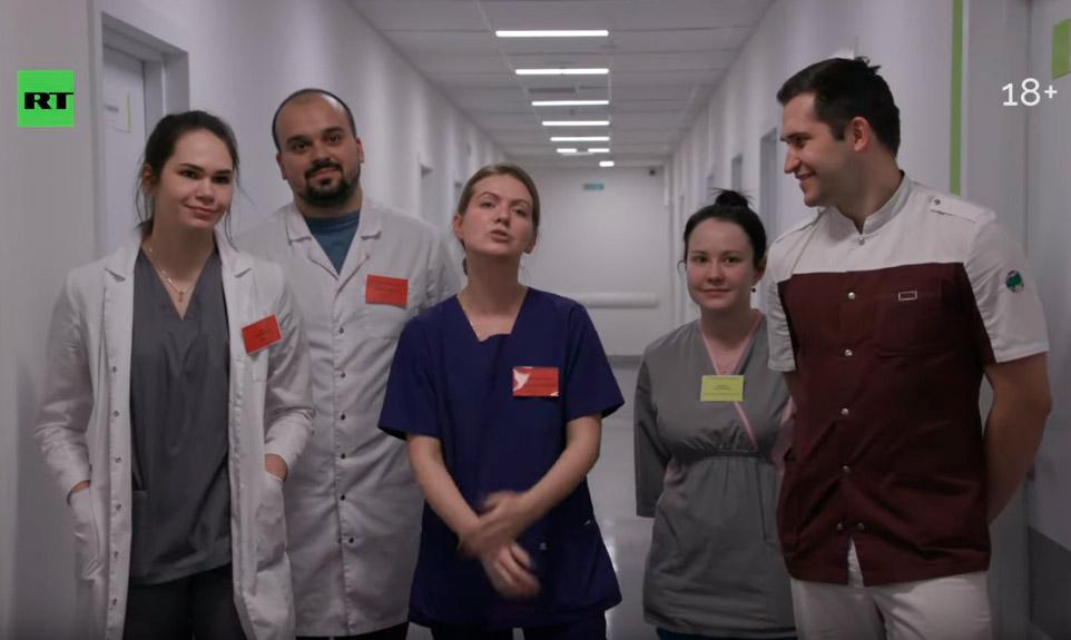 Борьба с коронавирусом в России