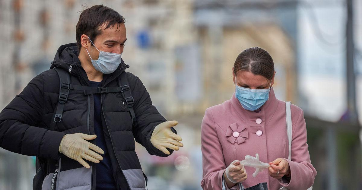 Смягчение ограничений в Москве