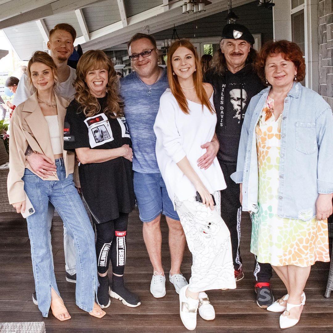 🌟Пресняковы-старшие и младшие: 3 поколения в сборе - и Елена Преснякова в  парике