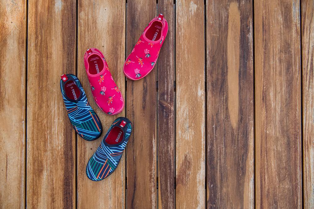 Reima детская обувь