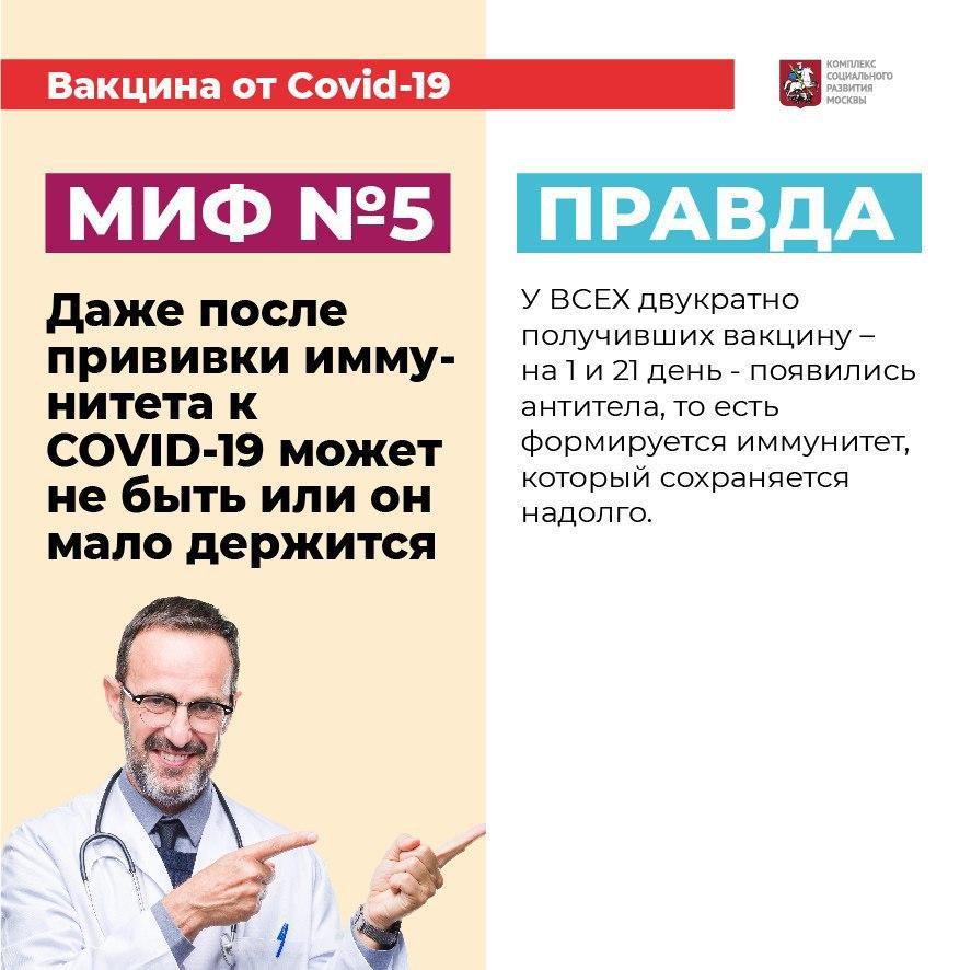 Есть ли гарантия иммунитета от ковида после прививки