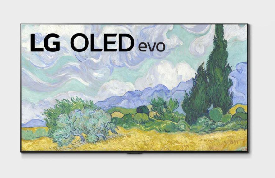Новая серия телевизоров LG OLED G1
