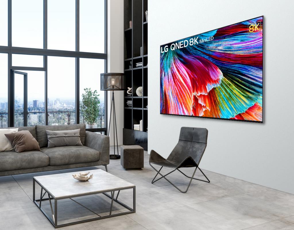 LG QNED Mini LED : бескомпромиссные инновации в 4k и 8k жк-телевизорах