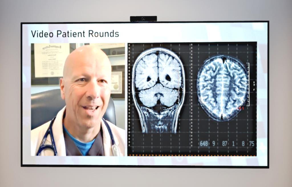 Платформа видеоконференцсвязи LG Electronics интегрируется в новую услугу телемедицины ezOntheCall