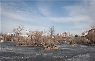 Весна в Московском зоопарке. leonidevteev.ru