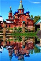 Наш храм г. Усолье- Сибирское