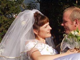 Наша свадьба в пятницу 13-го