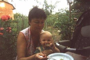 Обед с бабушкой