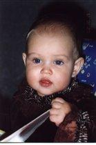 Я стала большой. Мне 1 год.